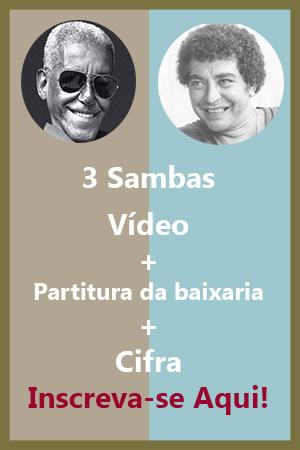 série 3 sambas